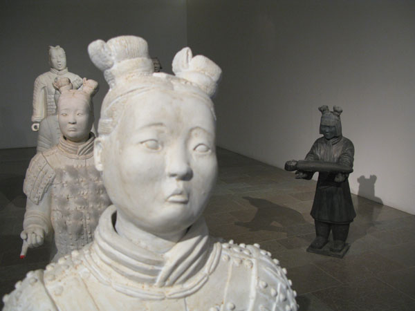 600 x 450 jpeg 65kBTerracottawarriors